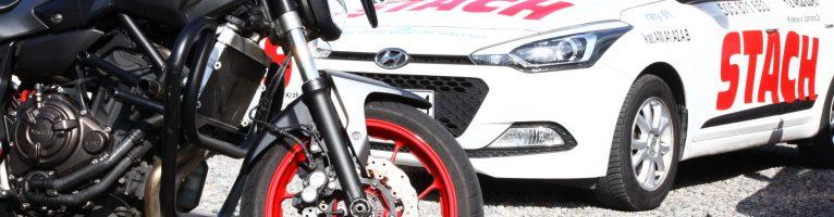 Zmiana aut, motorów egzaminacyjnych w MORD